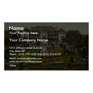Casino with Palm Garden, Frankfort on Main (i.e. F Business Card