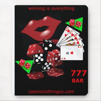 casinoclothingco alfombrilla de ratón