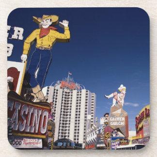 Casinos and hotels in Las Vegas Beverage Coasters