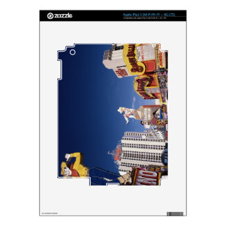 Casinos and hotels in Las Vegas iPad 3 Decal
