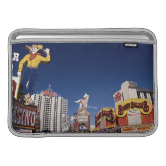 Casinos and hotels in Las Vegas MacBook Sleeve