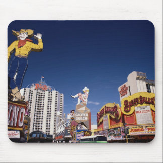 Casinos and hotels in Las Vegas Mouse Pad