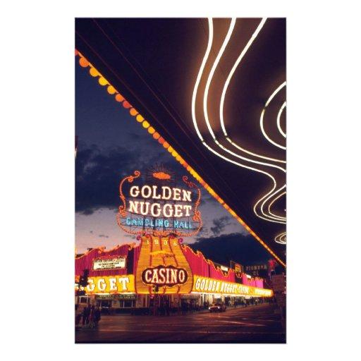 Casinos de Las Vegas Papeleria De Diseño