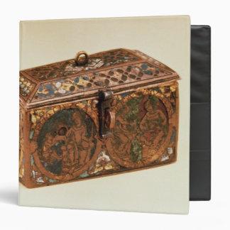 Casket, 13th century 3 ring binder