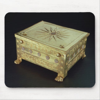 Casket from the tomb of Philip II of Macedon Mouse Pads