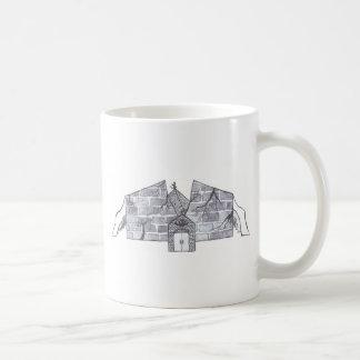 Casle Fall Coffee Mug