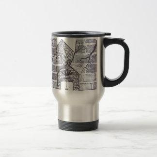 Casle Fall Travel Mug