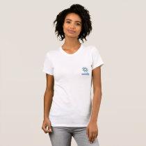 casln logo tee - women's