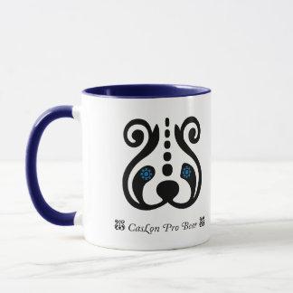 Caslon Pro Bear Mug