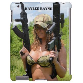 Caso 02 del iPad de Kaylee Rayne-
