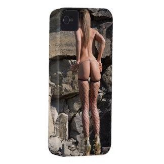 Caso 03 del iPhone 4 de Kaylee Rayne- Case-Mate iPhone 4 Cárcasas