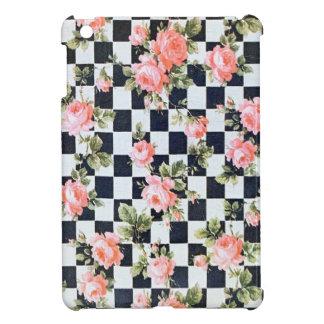 Caso 1916 del iPad de los rosas del vintage mini iPad Mini Fundas