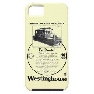Caso 1923 del iPhone 5 de la locomotora de iPhone 5 Carcasa