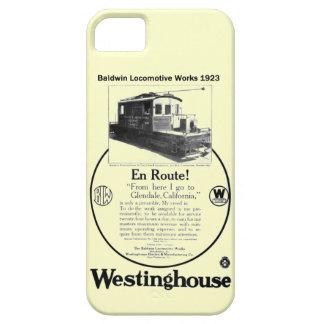 Caso 1923 del iPhone 5 de la locomotora de iPhone 5 Fundas