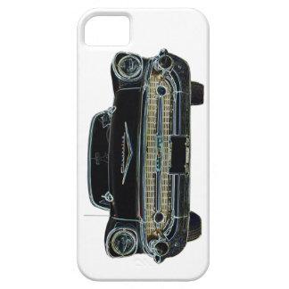 Caso 1957 del iPhone 5 del Bel Air de Chevy Funda Para iPhone 5 Barely There