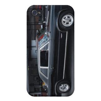 Caso 1965 del iPhone 4 del autocinema del coche de iPhone 4 Carcasas
