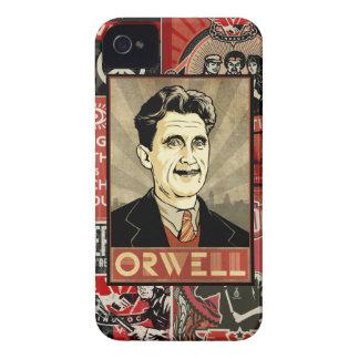 Caso 1984 de la propaganda de George Orwell Case-Mate iPhone 4 Carcasa