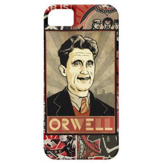 Caso 1984 de la propaganda de George Orwell iPhone 5 Funda