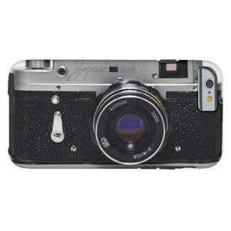 Caso 1 de Iphone de la colección 02 de la CÁMARA Funda Resistente iPhone 6