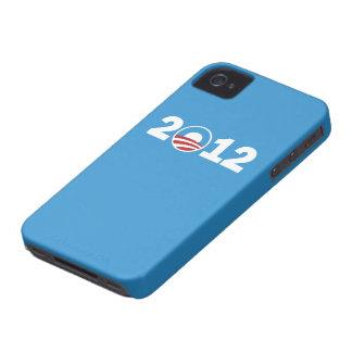 Caso 2012 del iPhone 4 de Barack Obama Case-Mate iPhone 4 Carcasa