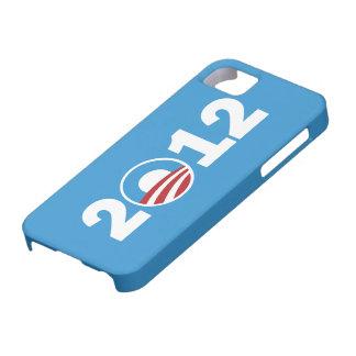 Caso 2012 del iPhone 5 de Barack Obama iPhone 5 Fundas