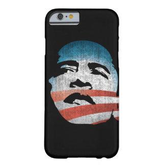 Caso 2012 del iPhone 6 de Barack Obama Funda De iPhone 6 Barely There