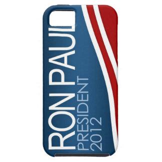 Caso 2012 del iPhone del presidente de Ron Paul iPhone 5 Carcasa