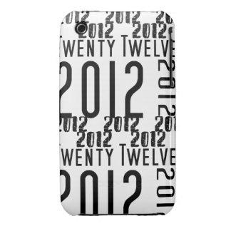 Caso 2012 funda para iPhone 3 de Case-Mate