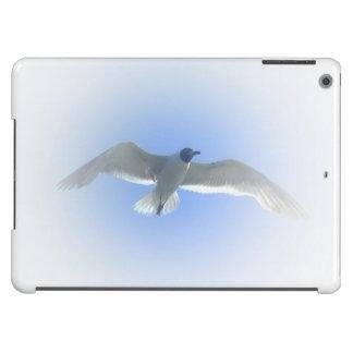 Caso 2 de la gaviota en vuelo funda para iPad air