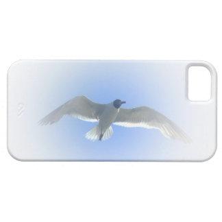 Caso 2 de la gaviota en vuelo iPhone 5 fundas