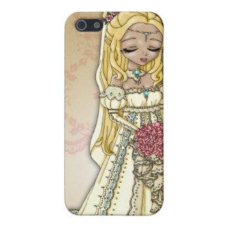 Caso 2 del iPhone de princesa Bride iPhone 5 Fundas