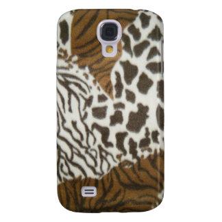 Caso 3G del iPhone del estampado de animales Funda Para Galaxy S4