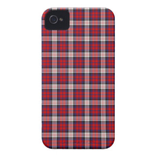 Caso 4 \ 4s del iPhone del tartán de MacDonald iPhone 4 Carcasas