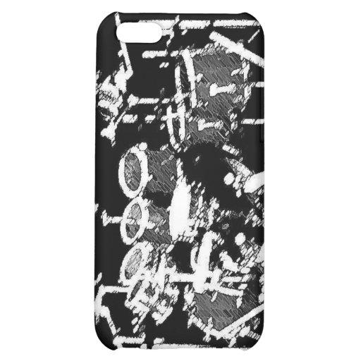 caso 4 y 4S del iPhone para los baterías