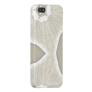 Caso 5 y 5s del iPhone de las estrellas de mar de  iPhone 5 Protectores