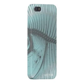 Caso 5 y 5s del iPhone del molde de la muerte iPhone 5 Cobertura