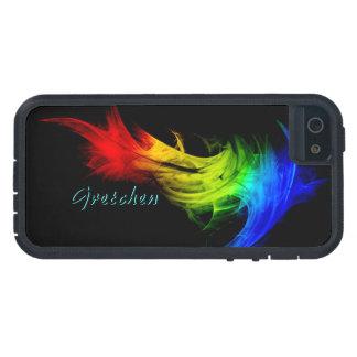 Caso a todo color duro del iPhone 5 de Gretchen Funda Para iPhone SE/5/5s