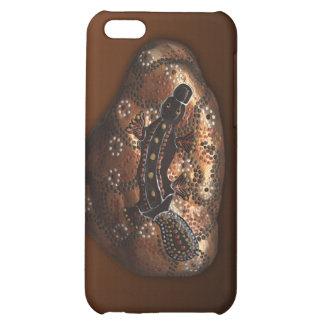 Caso aborigen del iPhone de Platypus del australia