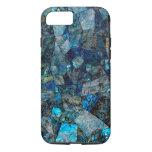Caso abstracto artsy del iPhone 7 de las gemas de Funda iPhone 7