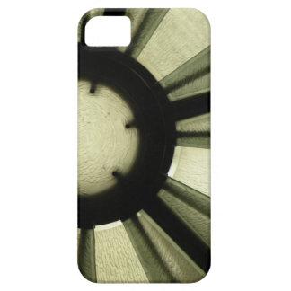 Caso abstracto de Barely There del iPhone 5 de la Funda Para iPhone SE/5/5s