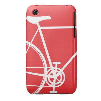 Caso abstracto del iPhone 3 de la bicicleta Case-Mate iPhone 3 Fundas
