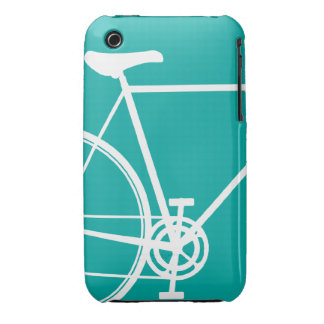 Caso abstracto del iPhone 3 de la bicicleta Case-Mate iPhone 3 Protectores