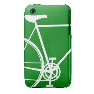 Caso abstracto del iPhone 3 de la bicicleta Case-Mate iPhone 3 Coberturas