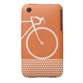 Caso abstracto del iPhone 3 de la bicicleta iPhone 3 Case-Mate Carcasas