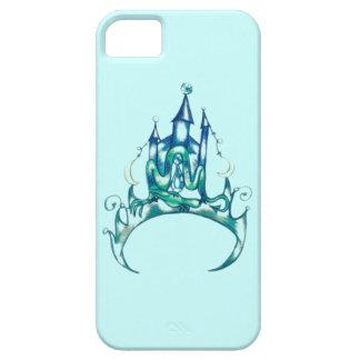 Caso abstracto del iPhone 5/5S de la tiara iPhone 5 Carcasa