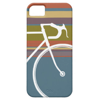 Caso abstracto del iPhone 5 de la bicicleta iPhone 5 Case-Mate Carcasas