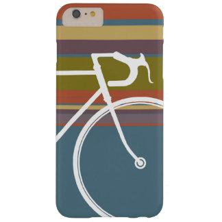 Caso abstracto del iPhone 5 de la bicicleta Funda Para iPhone 6 Plus Barely There