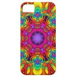 Caso abstracto del iPhone 5 del caleidoscopio del  iPhone 5 Case-Mate Cárcasa