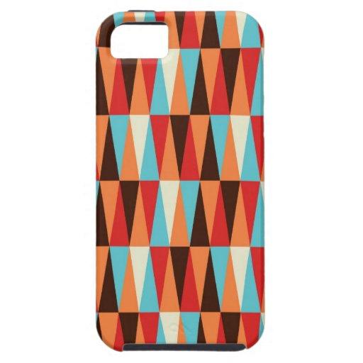 caso abstracto del iphone de la textura del funda para iPhone SE/5/5s