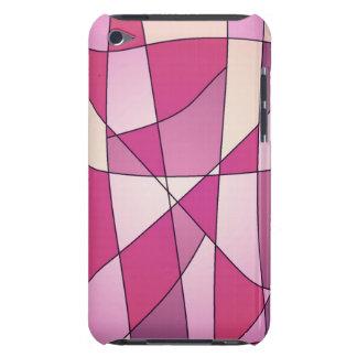 caso abstracto del tacto de iPod de la tinta iPod Case-Mate Cárcasas